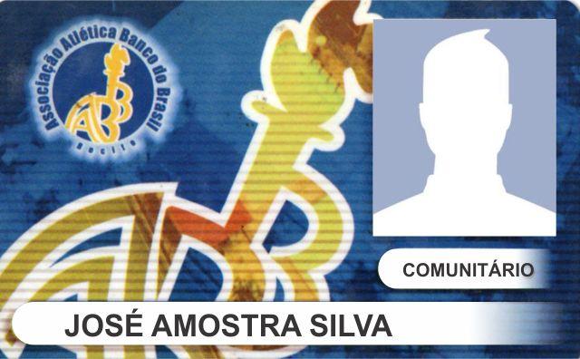 Esta é a sua identificação de associado da AABB Recife