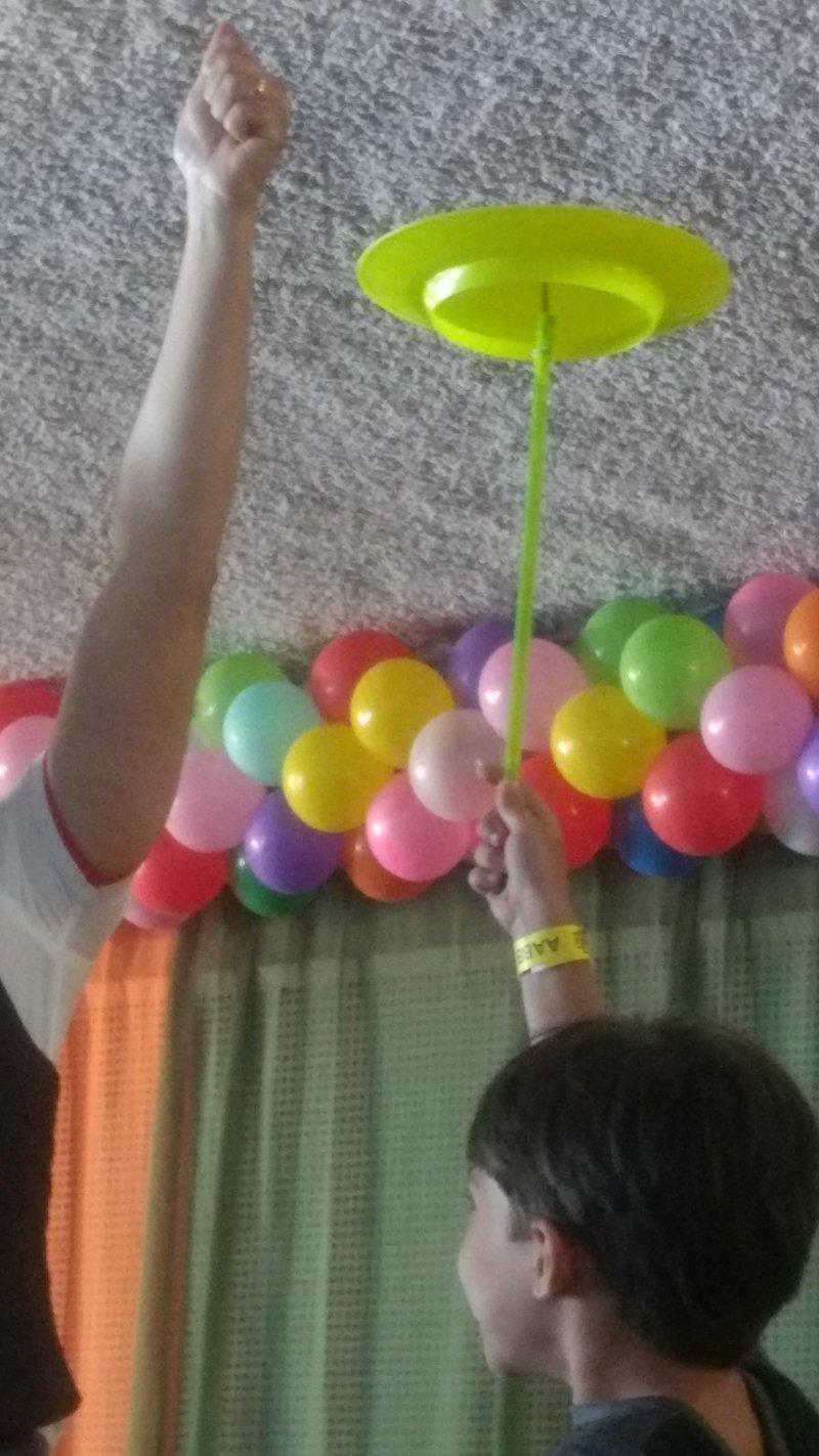 Dia das Crianças AABB!