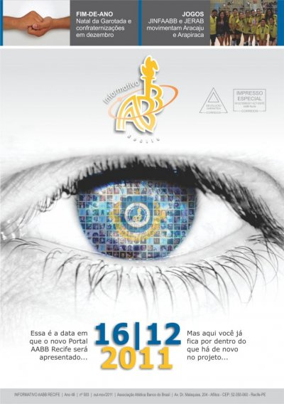 Informativo AABB Recife / Out-Nov-2011