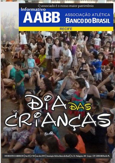 Informativo AABB Recife | Ano 50 | N� 593 | Nov-Dez/2013