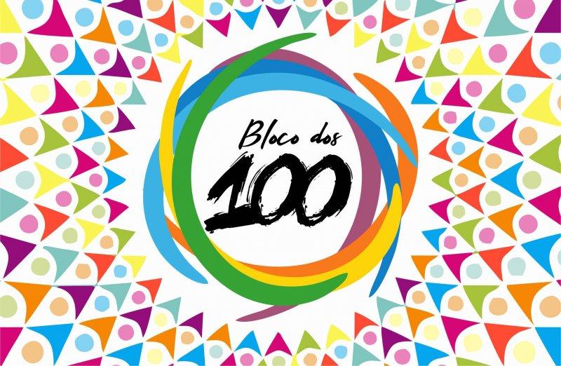 BLOCO DOS 100!