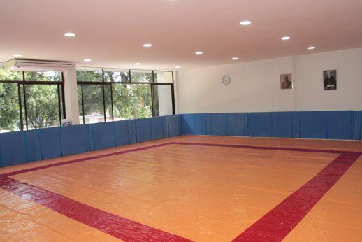 Sala de Artes Marciais